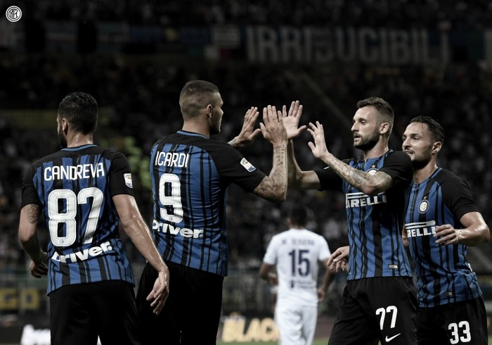 Serie A, Inter-Fiorentina 3-0: gli highlights