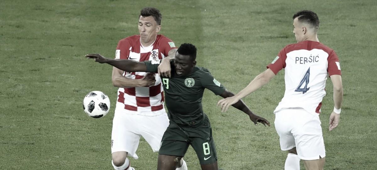 A un seleccionado croata le podrían salir cuernos