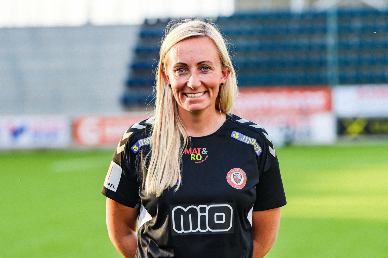 'We are trying to find women who want a career within coaching' - Elisabeth Gunnarsdóttir, Kristianstads DFF Head Coach on equality in football