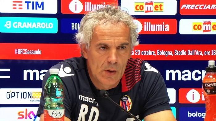 """Bologna, Donadoni prima della Coppa Italia: """"Diversi assenti contro l'Inter"""""""