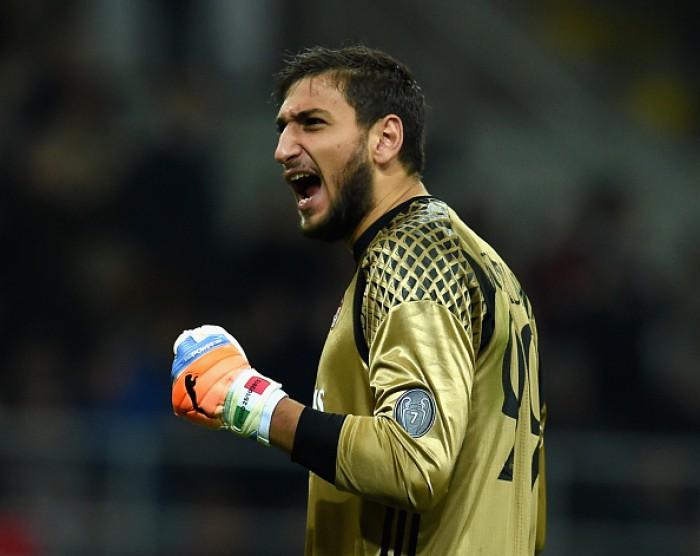 Milan, Donnarumma ha deciso: vuole rimanere in rossonero