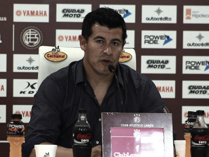 """Jorge Almirón: """"Hicimos todo lo posible para ganar"""""""