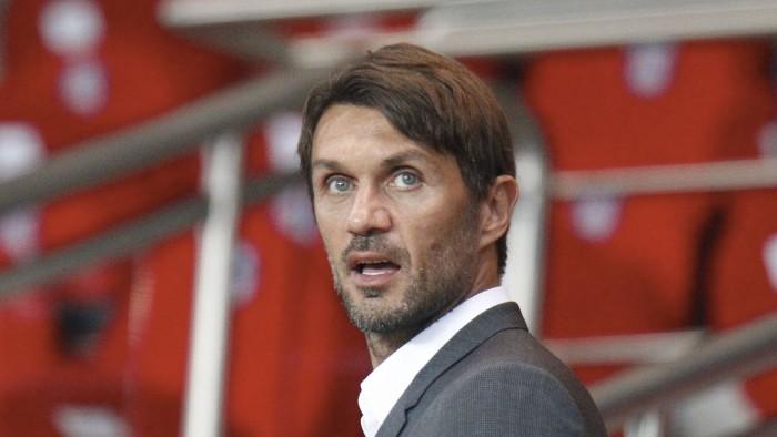 """Milan, Maldini: """"Il mio ritorno? Sono stato visto come un problema"""""""
