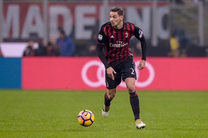 """Milan, De Sciglio: """"Il derby è la partita. Non dobbiamo pensare alla classifica"""""""