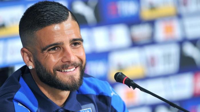 """Napoli, parla l'agente di Insigne: """"La priorità è quella di rimanere qui"""""""