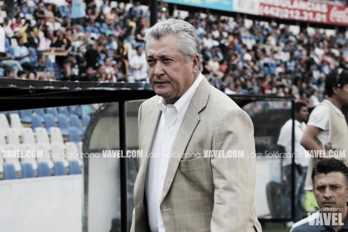 """Víctor Vucetich: """"Me deja contento; el grupo está respondiendo"""""""