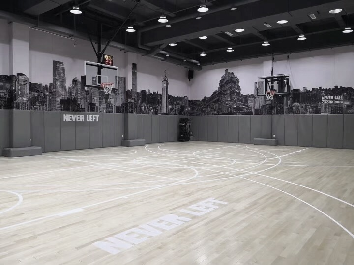 Chris Brickley Honored With Gym In China; 'The Brickley Center'