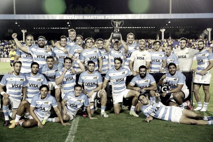 Américas Rugby Championship: Argentina XV defiende el título