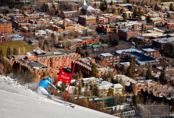 Alpine Skiing: Women's World Cup Continues In Aspen