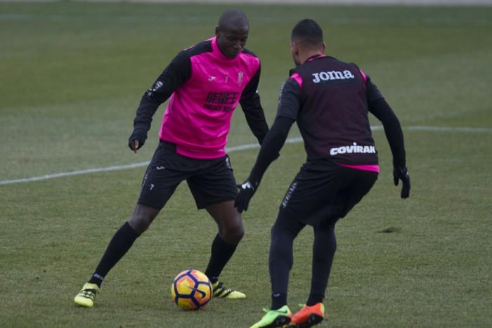 Parón liguero para recuperar a jugadores en el Granada