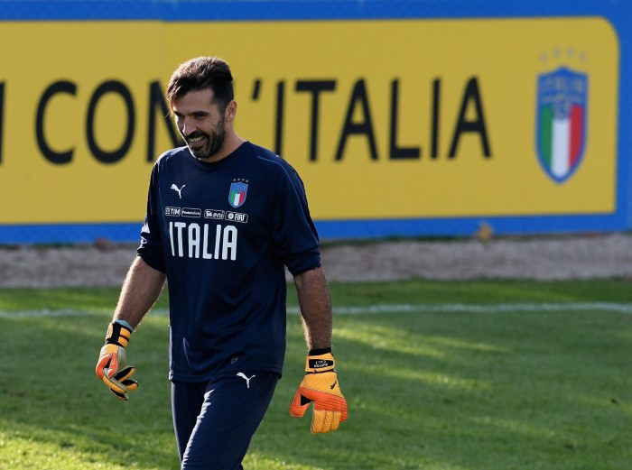 Nazionale, Buffon: