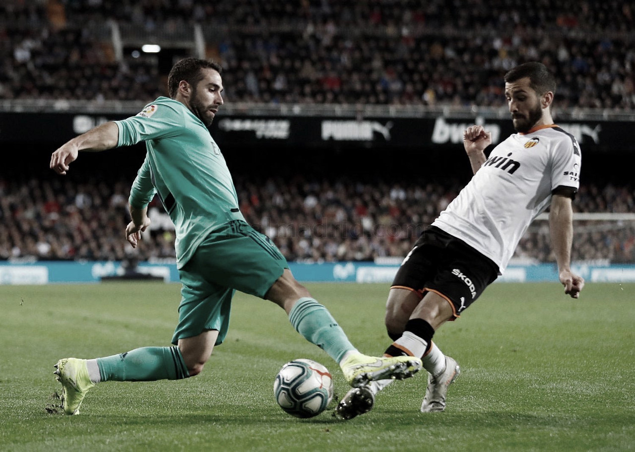 Horario y dónde ver el partido entre el Real Madrid y el Valencia CF