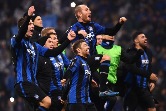 Europa League - L'Atalanta si prende il primo posto: battuto 1-0 il Lione