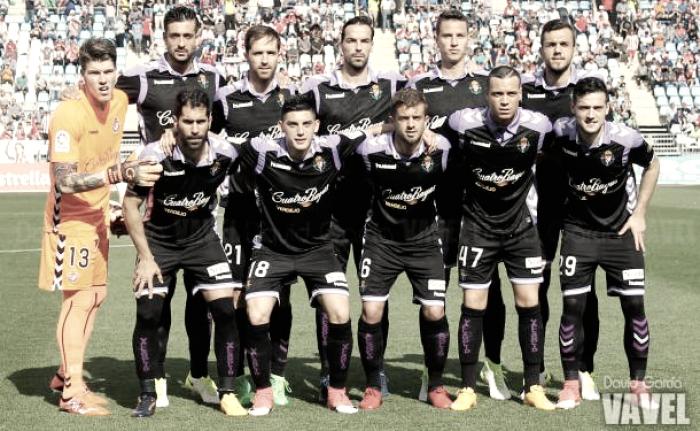 Análisis del rival: Real Valladolid