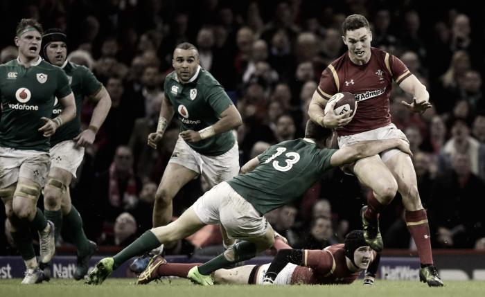 Gales dejó sin posibilidades a Irlanda