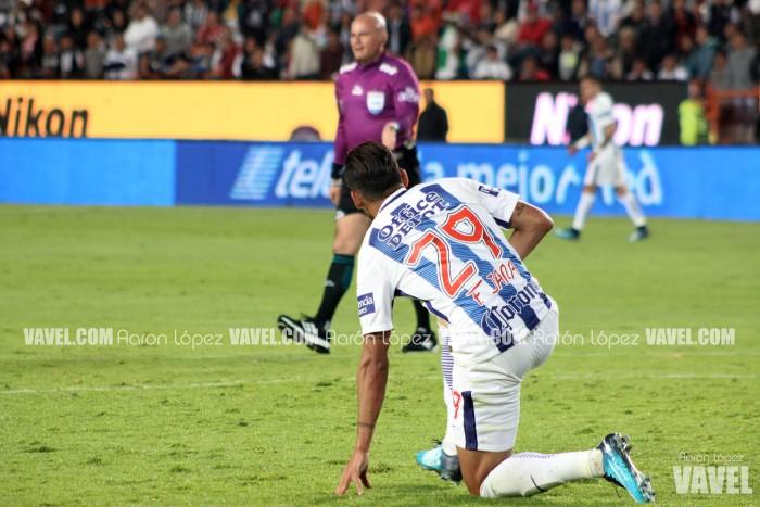 Fotos e imágenes del Pachuca 0-1 Querétaro