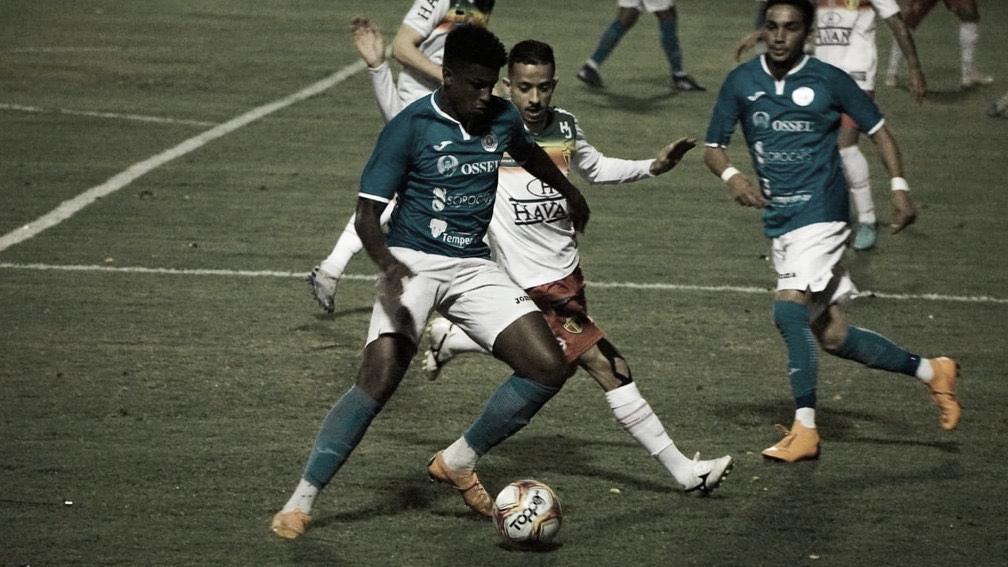 Erick Luís mira evolução no São Bento durante segundo semestre