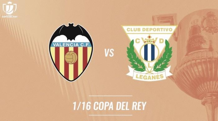 Leganés, primer escollo en la Copa del Rey