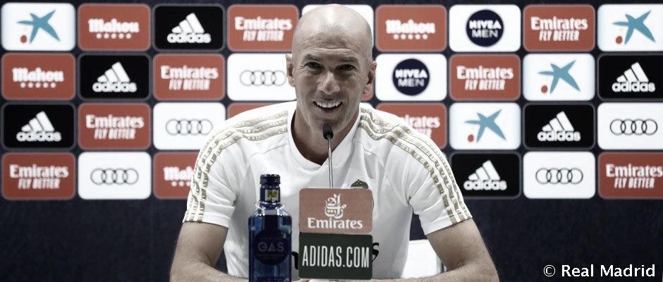 """Zidane: """"No hemos ganado nada todavía"""""""