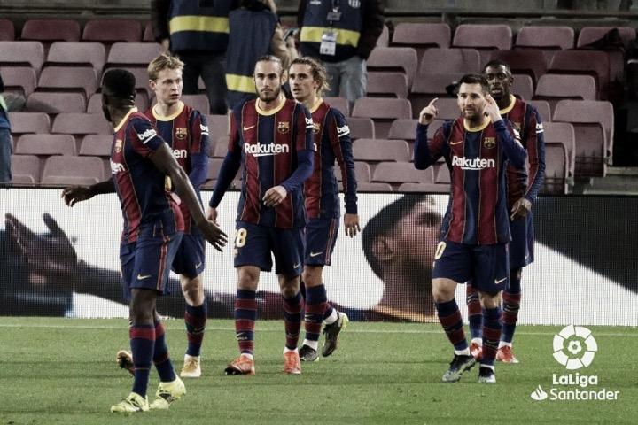 Previa FC Barcelona – Deportivo Alavés: recomponerse en LaLiga