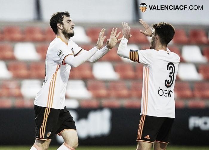 El Mestalla vuelve a ganar cuatro jornadas después