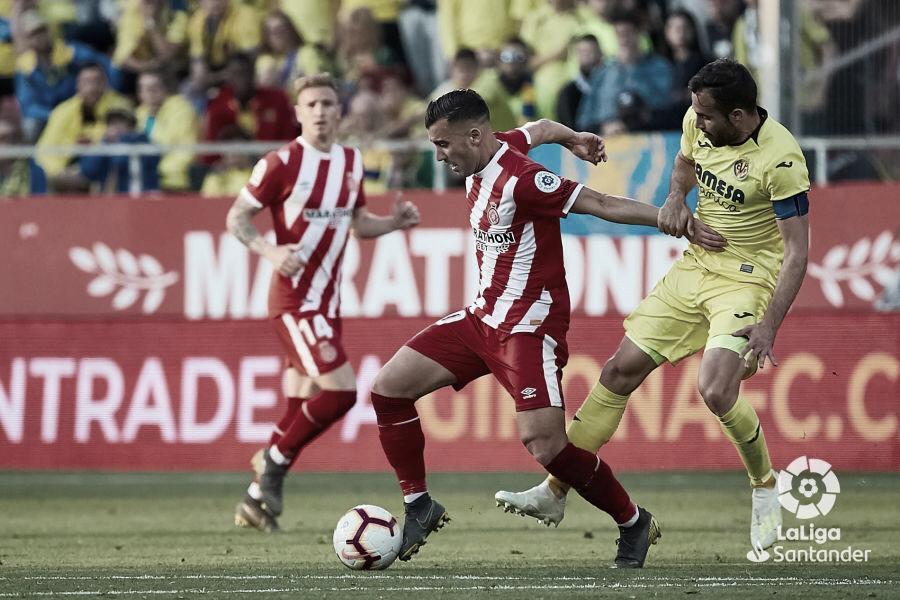 Resumen Girona 0-3 Villarreal en Copa del Rey 2020
