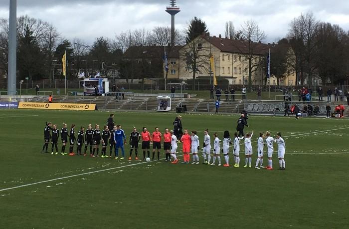 FFC Frankfurt 0-1 SGS Essen: Rescheduled FBL fixture brings last gasp winner