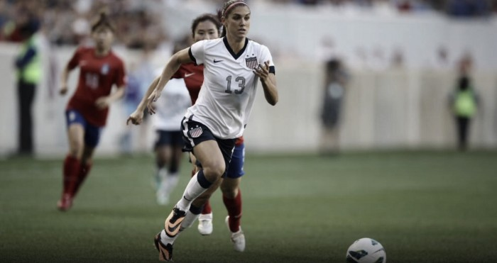 USWNT compete against Switzerland for the third time
