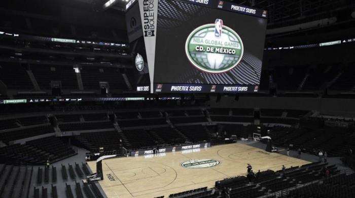 Nueva visita de la NBA a México con MVP incluido