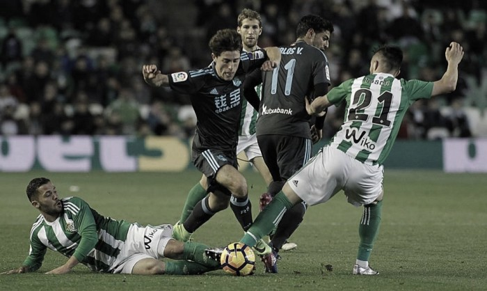 Previa Real Sociedad- Real Betis: duelo real