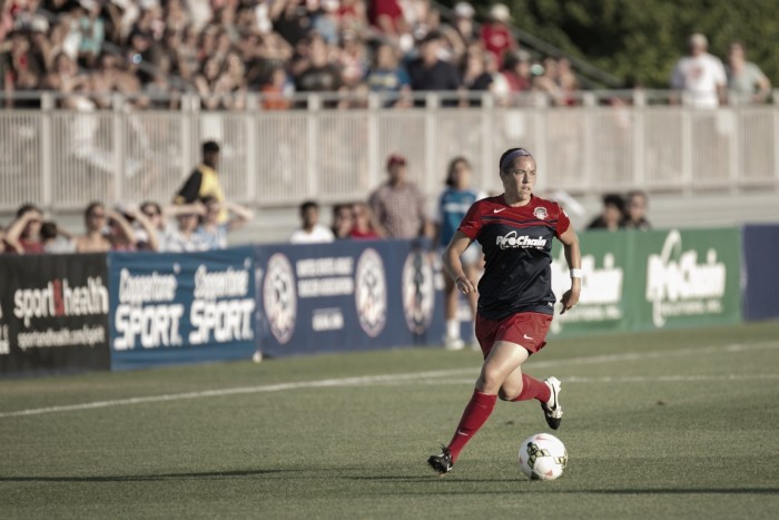 Washington Spirit re-signs defender Whitney Church