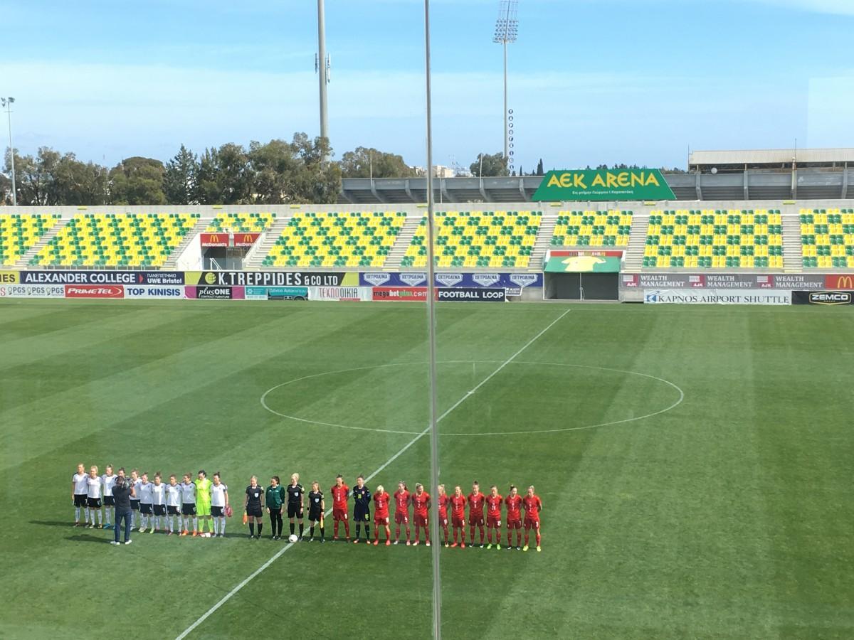 Cyprus Cup: Czech Republic 0-2 Austria – Feiersinger double gives Austria first win in Larnaca