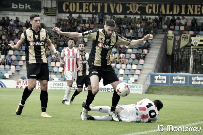 Previa UD Logroñés - Barakaldo CF: cara a cara por la promoción