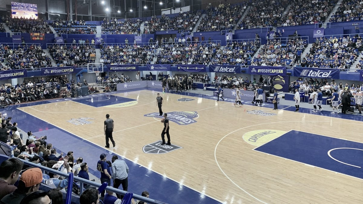 VAVEL Exclusive: Capitanes CDMX to Start NBA G-League Campaign in 2021