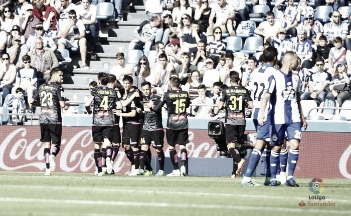 Dépor - Espanyol: puntuaciones Espanyol, jornada 36 de La Liga