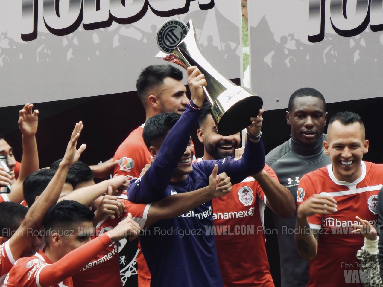 """El 'Diablo' se queda con la """"Copa Toluca"""""""