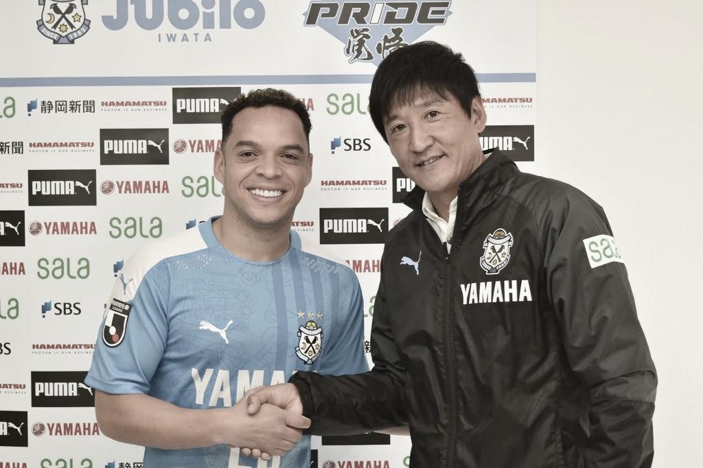 Revelado pelo Corinthians em 2007, Lulinha assina contrato com Jubilo Iwata/JPN