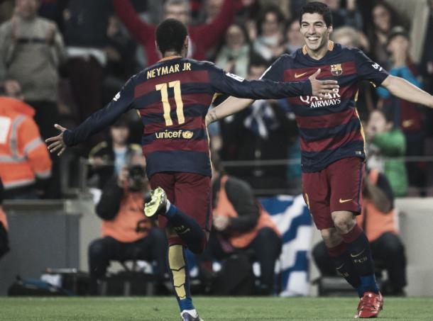 El Barça vence y continúa imparable
