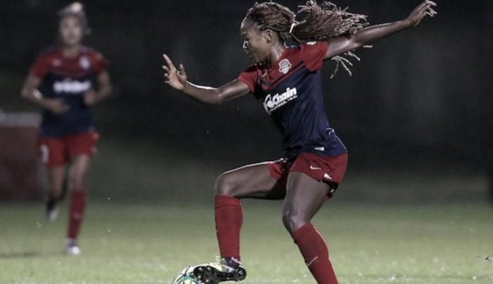 Francisca Ordega re-signs with Washington Spirit