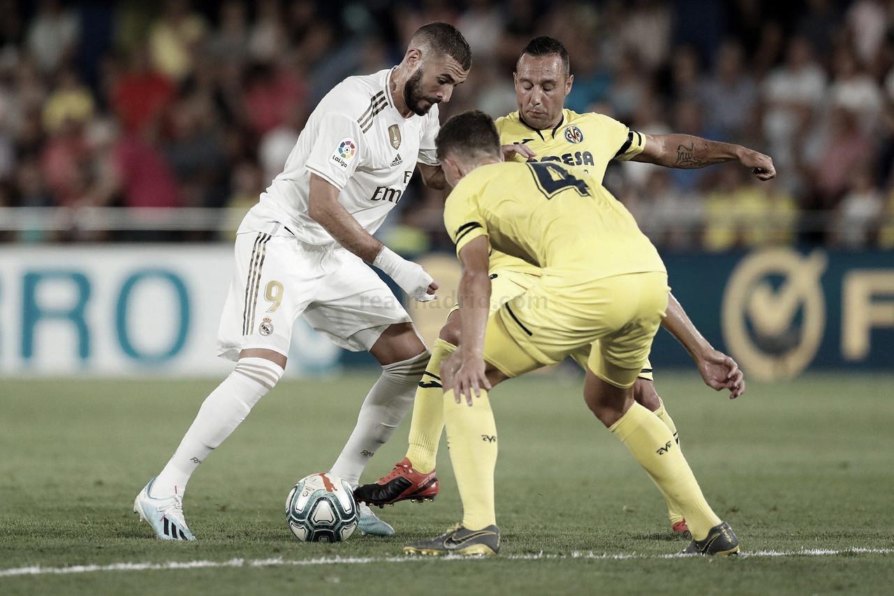 Previa Real Madrid vs Villarreal: a tres puntos de ser campeones
