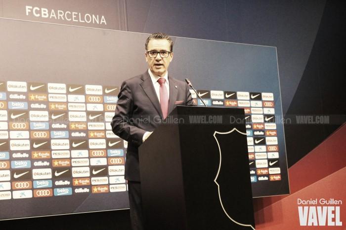 """Josep Vives: """"El Barça es el cuarto club más valioso del mundo"""""""