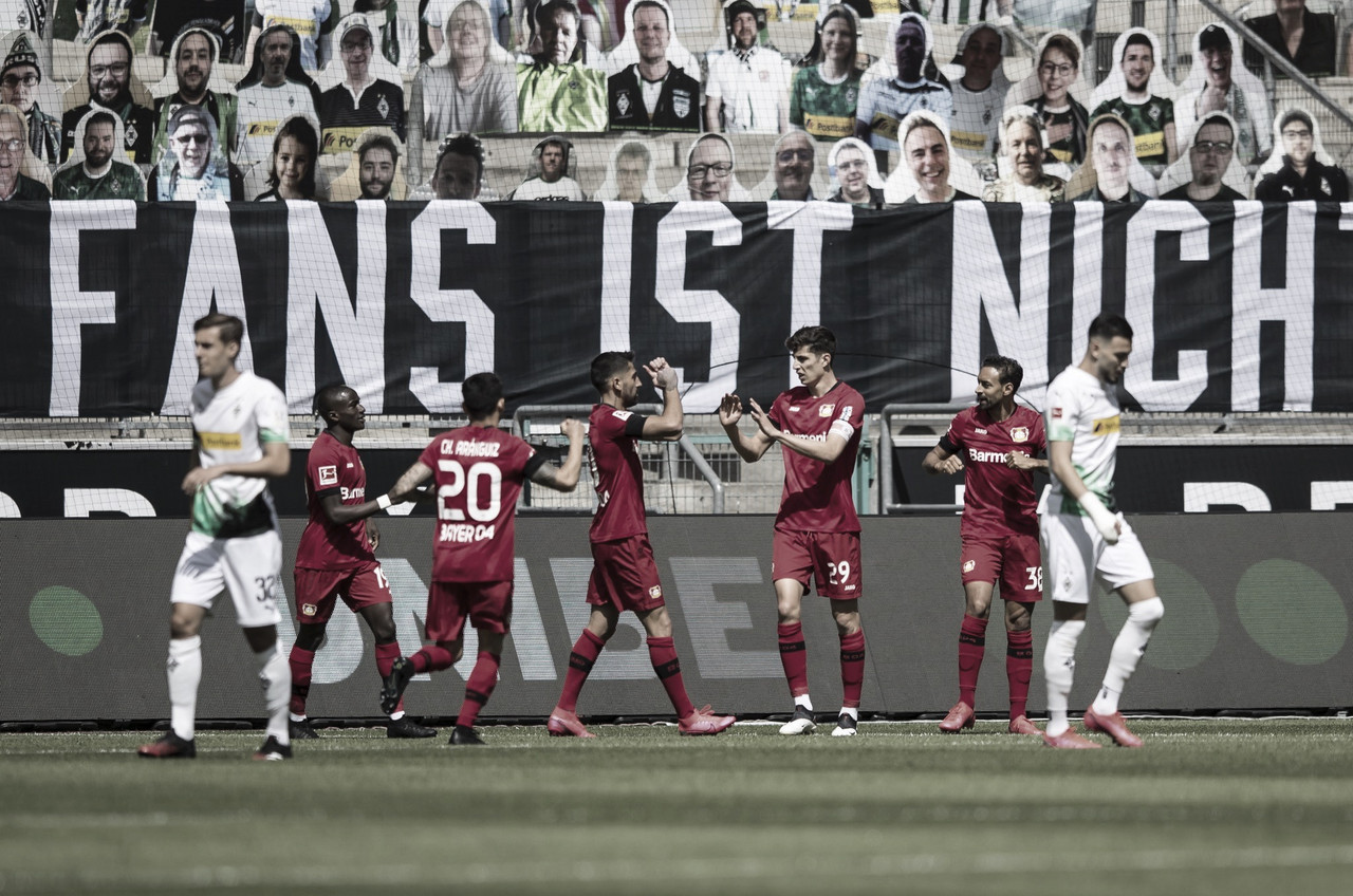 Havertz novamente se destaca, Leverkusen vence Mönchengladbach fora de casa e ainda sonha com título alemão