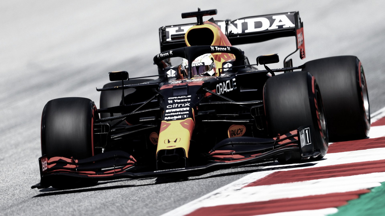Segura o holandês Voador! Max Verstappen faz a pole para o GP da Estíria