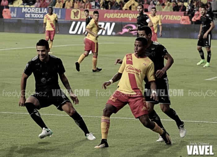 Rojiamarillos y rayados dividieron puntos en el arranque del Clausura 2017