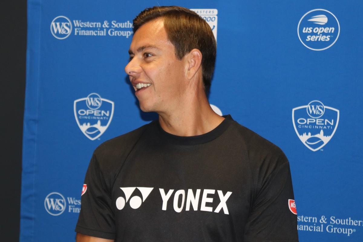 Coaches' Corner: Catching up with Sascha Bajin, coach of U.S. Open finalist Naomi Osaka