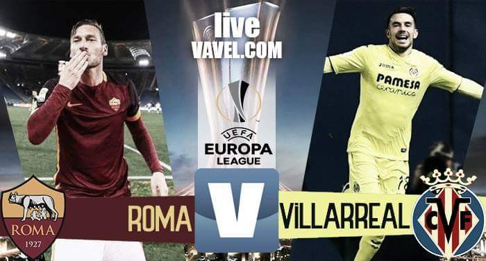 Risultato Roma 0-1 Villarreal in Europa League 2016/17: Borre!