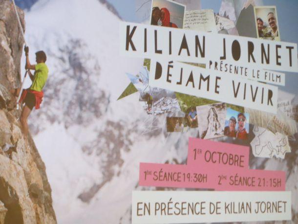 Laissez vivre Kilian Jornet