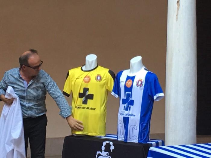 DAEN vuelve a vestir al Lorca Deportiva