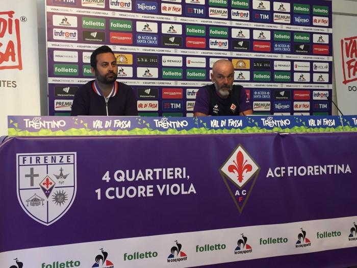 """Fiorentina, Pioli dopo l'amichevole: """"Kalinic situazione non definita"""""""