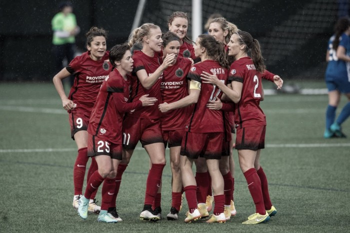 Portland Thorns announce preseason tournament schedule